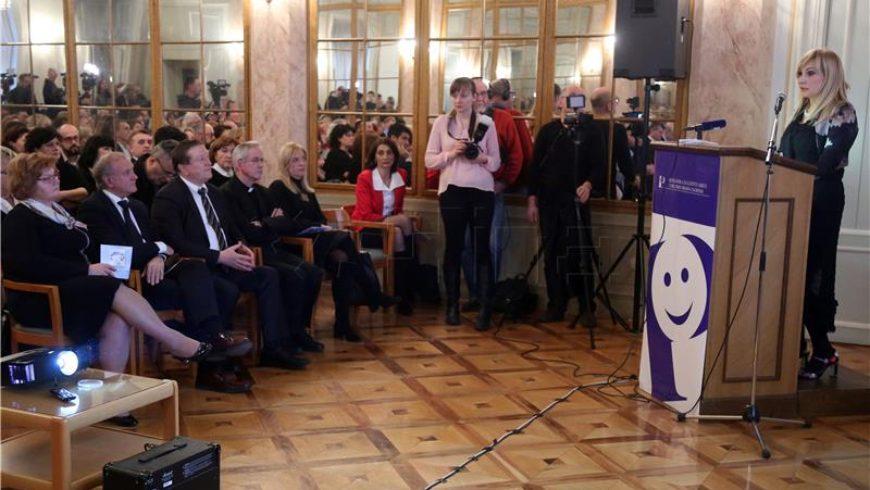 Proslava 15. obljetnice Poliklinike za zaštitu djece grada Zagreba