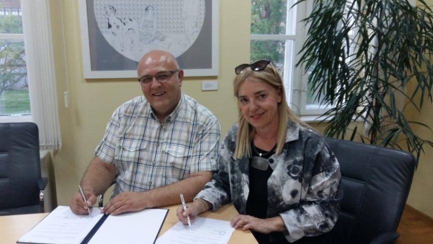 Potpisan sporazum o suradnji s Fakultetom za odgojne i obrazovne znanosti u Osijeku