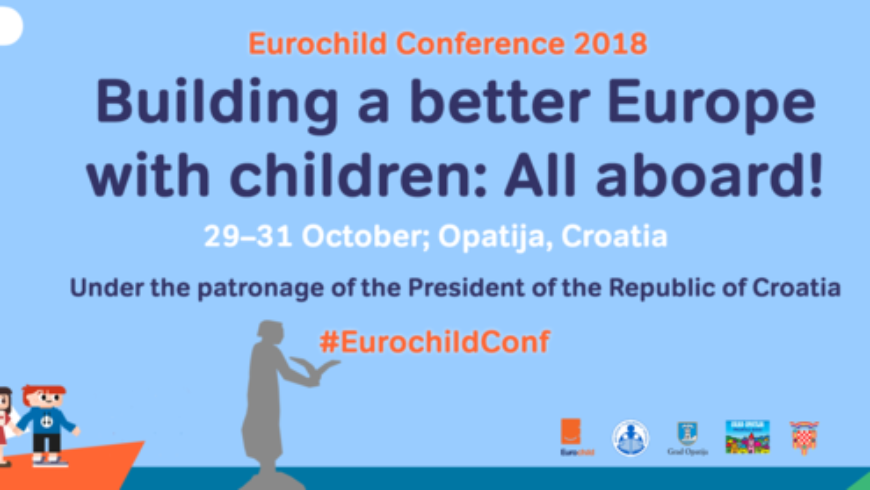 Pripreme za Eurochildovu konferenciju u Opatiji