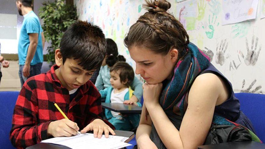 Podrška obrazovnoj integraciji djece migranata