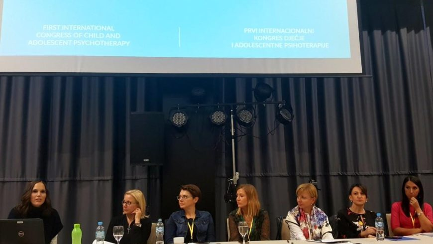 U Sarajevu održan međunarodni kongres dječje i adolescentne psihoterapije