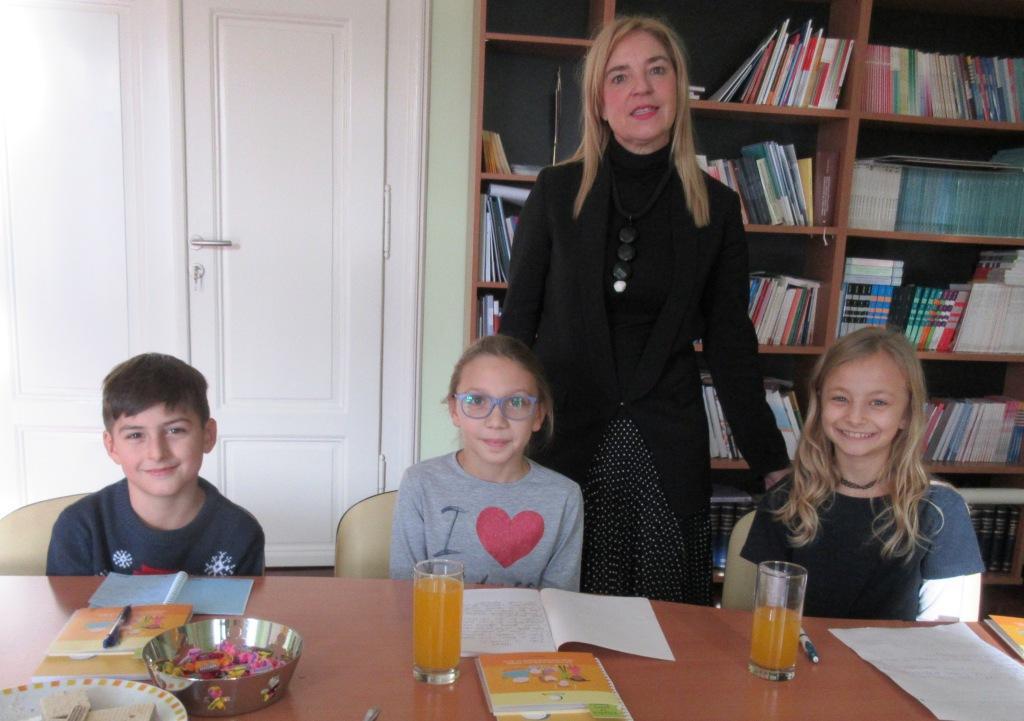 Vanja, Lana i Patrik intervjuirali pravobraniteljicu