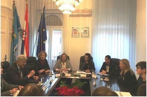 Sastanak sa županom Primorsko-goranske županije