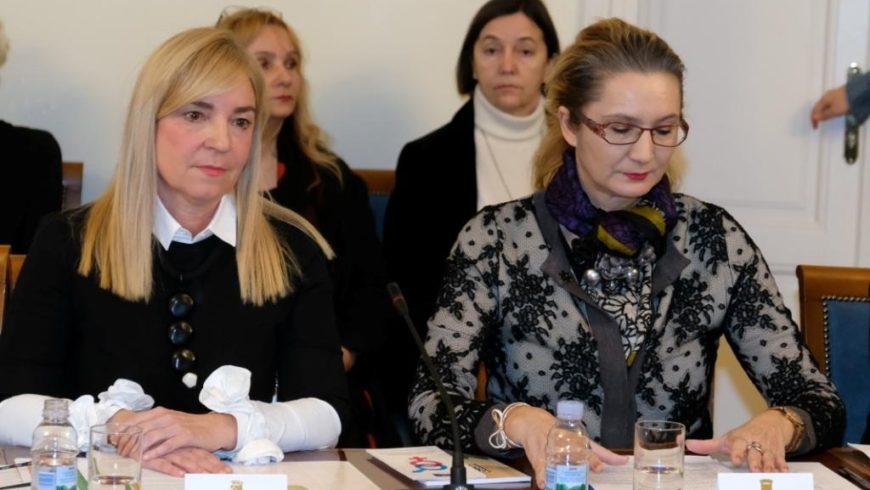 U Saboru održan skup o prevenciji nasilničkog ponašanja i seksualnog uznemiravanja u sportu