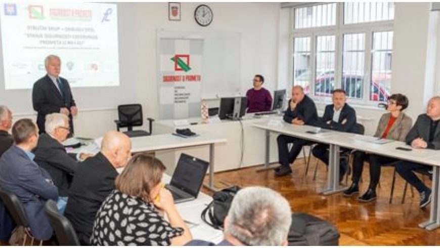 Okrugli stol o stanju sigurnosti cestovnog prometa u Hrvatskoj i EU
