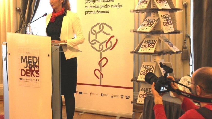 Predstavljen Medijski kodeks za izvještavanje o nasilju nad ženama