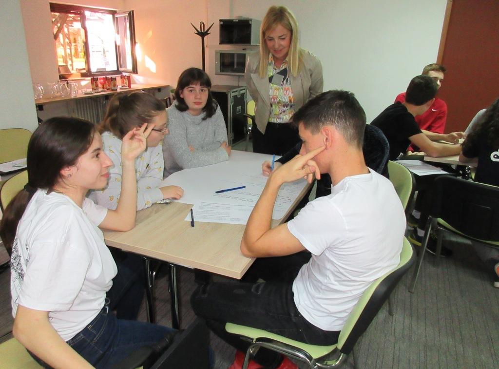 MMS raspravljao o medijima, prevenciji nasilja u školi i participaciji djece
