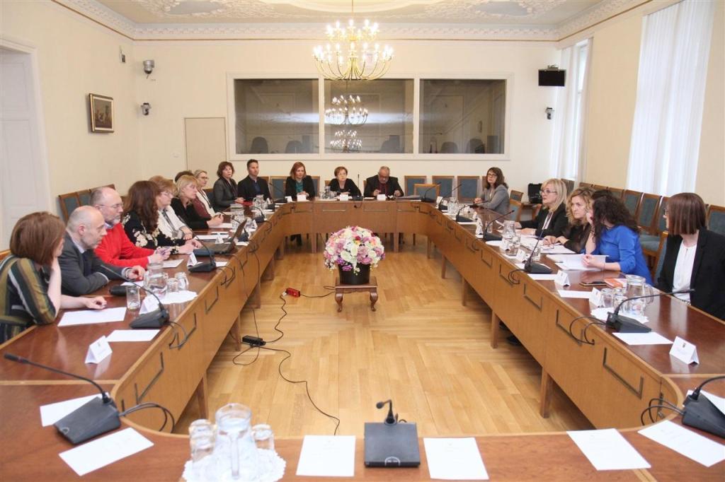 Tematska sjednica Odbora za zdravstvo i socijalnu politiku – o obiteljskim centrima