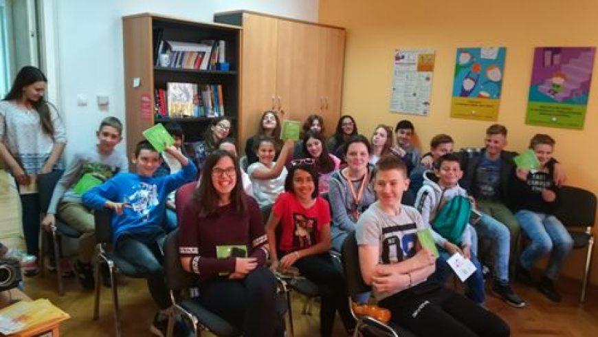 Učenici OŠ Lovinac posjetili riječki ured pravobraniteljice