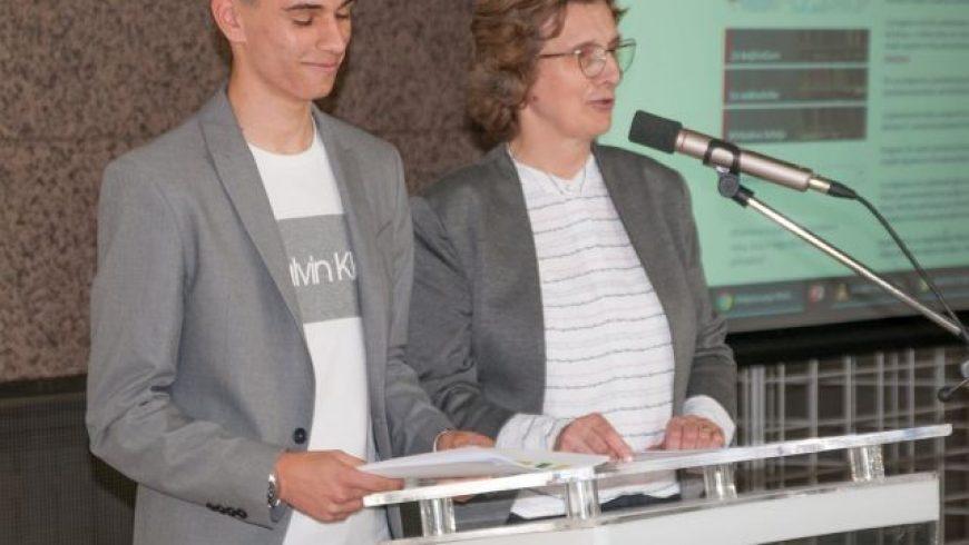 Član MMS-a Niko Radujković dobiva Nagradu Luka Ritz