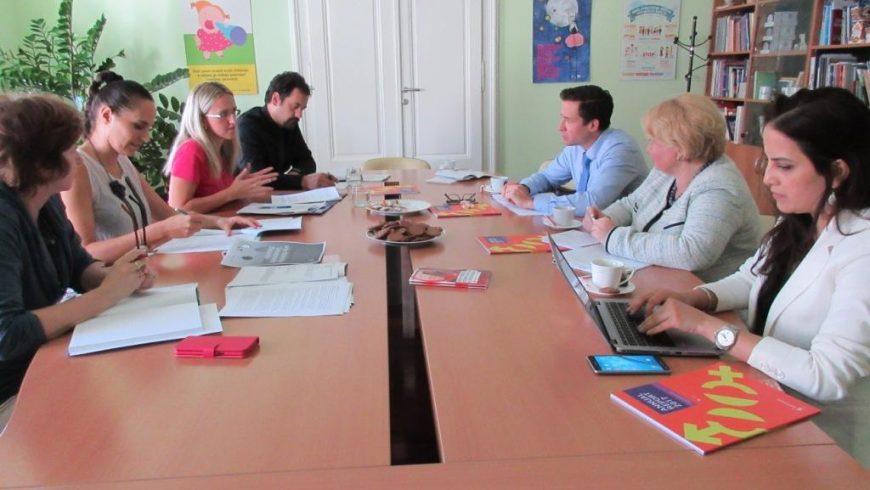Sastanak s predstavnicima OESS-a o suzbijanju trgovanja ljudima