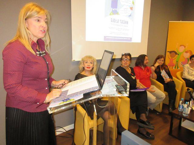 Predstavljena slikovnica i kviz o pravima djeteta u Maloj kući dječjih prava