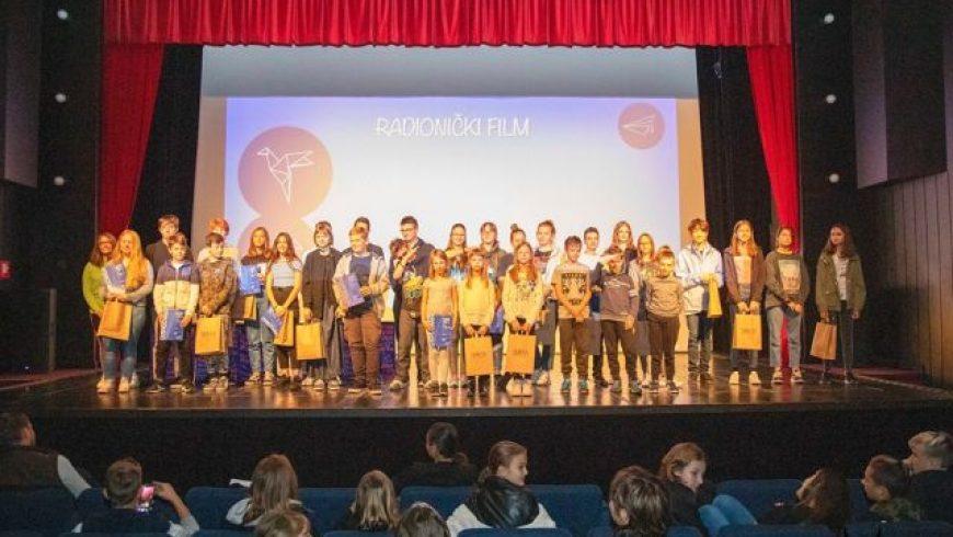 Dani dječjeg filmskog stvaralaštva u Sisku