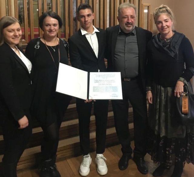 Uručene Nagrade Luka Ritz – Nasilje nije hrabrost