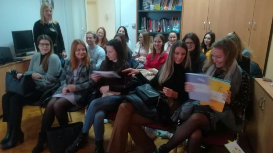 Pravobraniteljica za djecu sa studentima prava u Rijeci