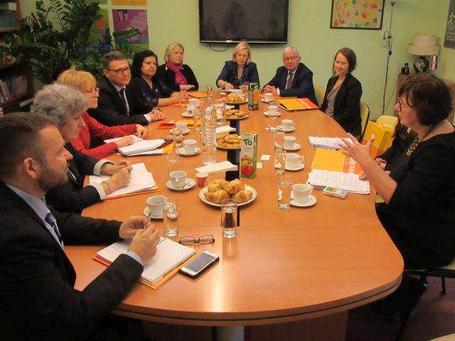 Posjet izaslanstva Zastupničkog doma Parlamenta Republike Češke