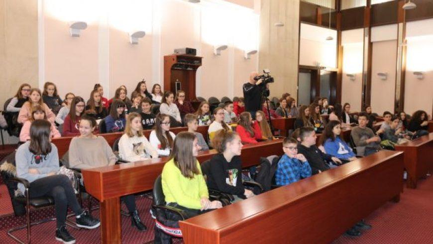 Rijeka: Ambasadori Tića obilježili Dan sigurnijeg interneta