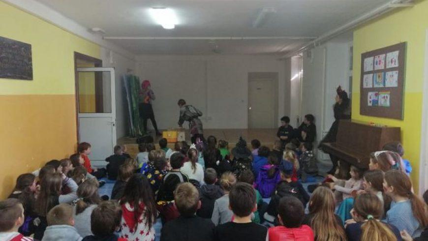 Susret s učenicima osnovne škole u Voloskom