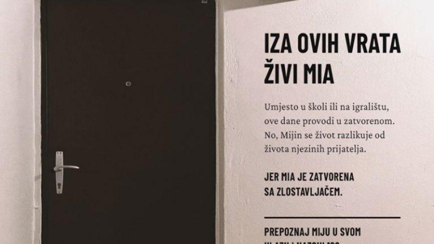 """Započela kampanja protiv nasilja nad djecom u obitelji """"Iza vrata"""""""