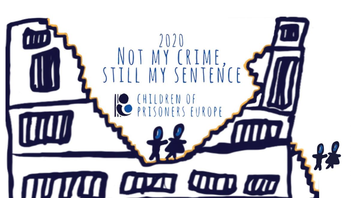 2020 Not my crime, still my sentence campaign launch