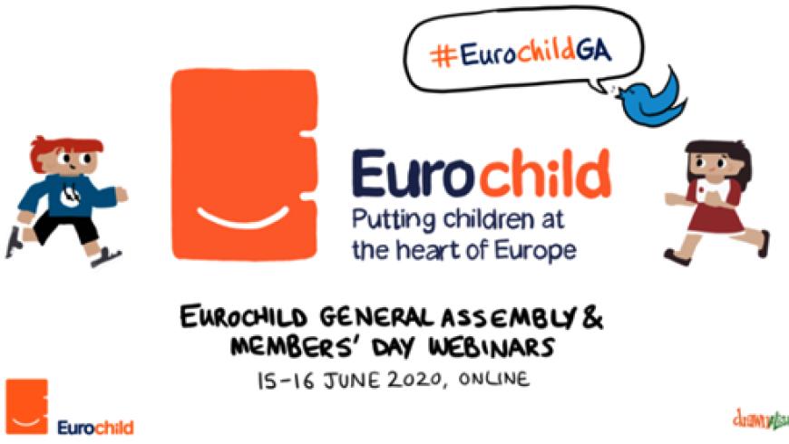 Gotovo 200 sudionika na online Općoj skupštini Eurochilda