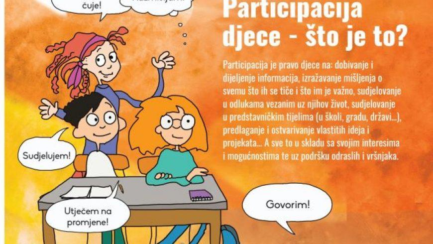 Uz Međunarodni dan prava djeteta – online susreti s djecom