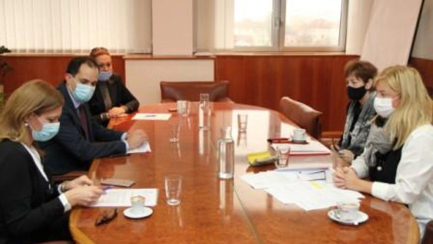 Pravobraniteljica s ministrom pravosuđa i uprave o zaštiti djece od seksualnog nasilja