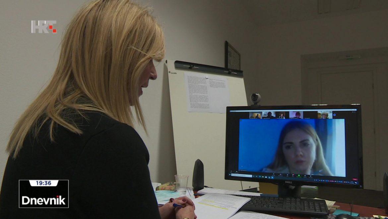Razgovor s učenicima Škole za medicinske sestre Vrapče u Zagrebu