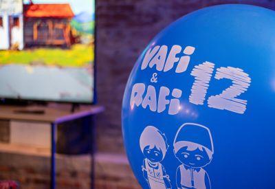 Vatromet dječje kreativnosti na 12. VAFI&RAFI festivalu animiranog filma u Varaždinu
