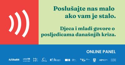 Online panelom mladih otvoren 13. Festival prava djece