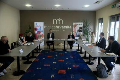 Okrugli stol Matice hrvatske o ranjivim skupinama u društvu i medijima