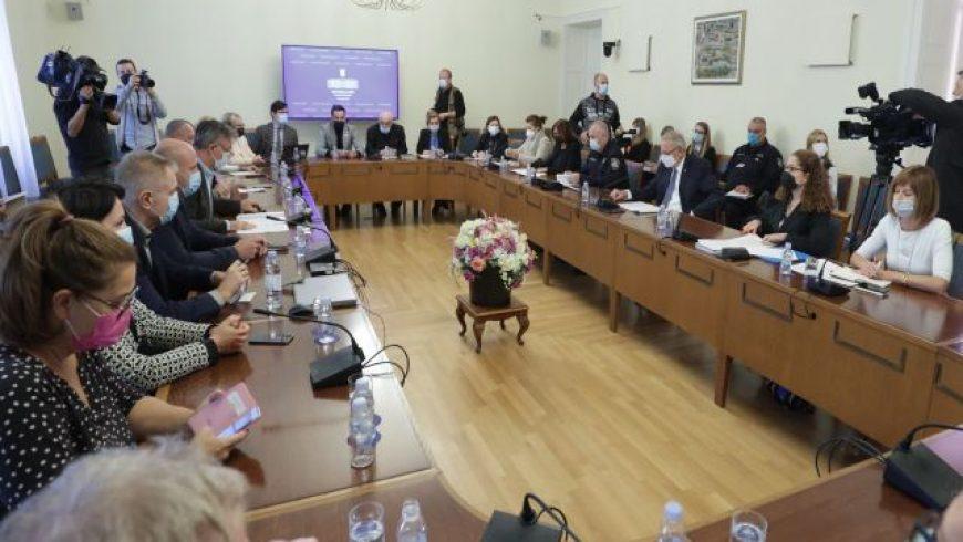Saborski Odbor za ljudska prava raspravljao o postupanju policije prema ilegalnim migrantima